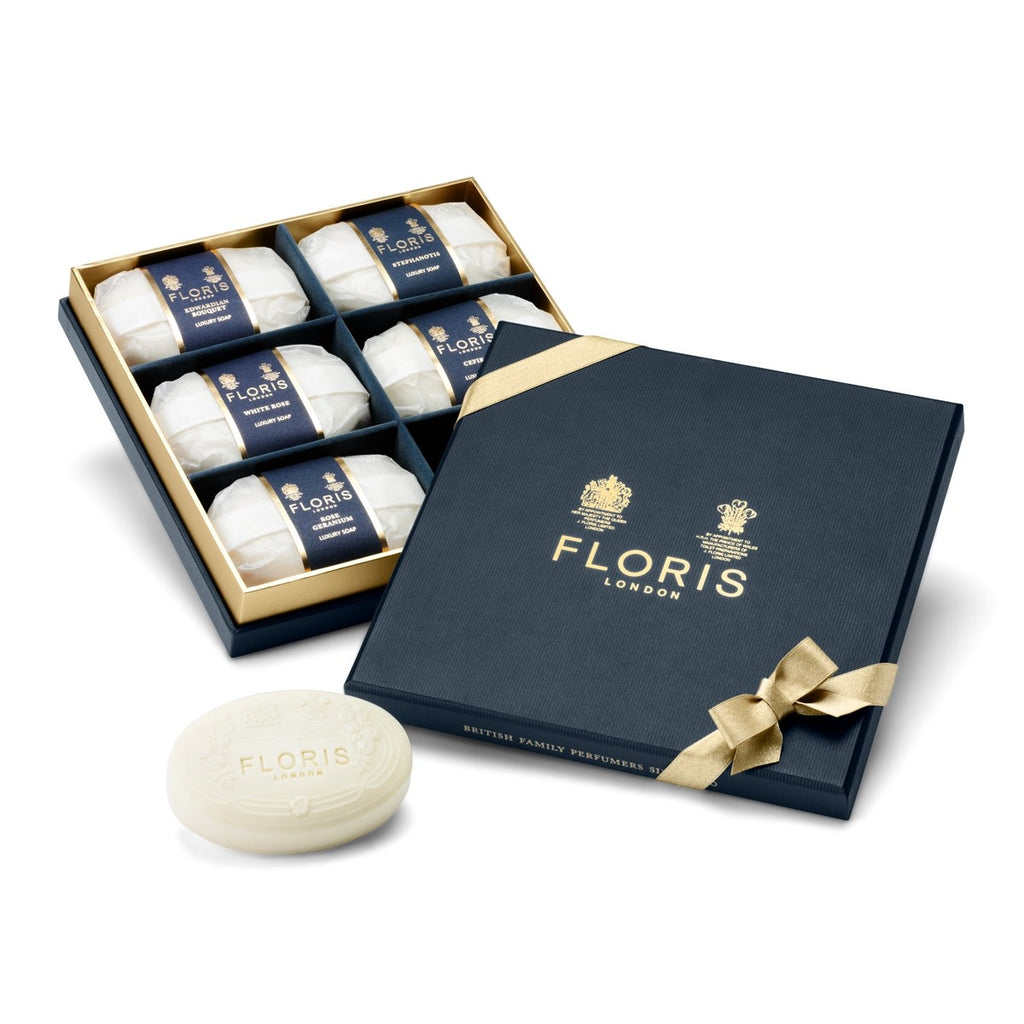 Floris London Luxury Soap Collection