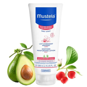 Mustela Soothing Moisturizing Body Lotion