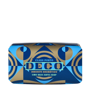 Claus Porto - Deco - Lime Basil Soap - 5,3 oz.