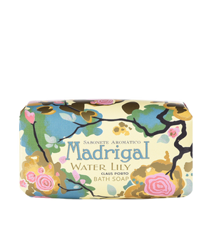 Claus Porto - Madrigal - Water Lily Soap - 5,3 oz.