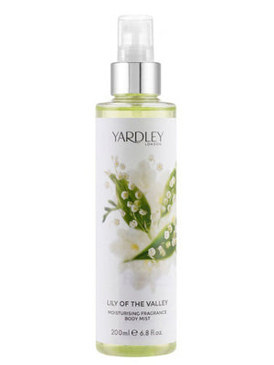 Yardley Lily Of The Valley Fragrance Mist