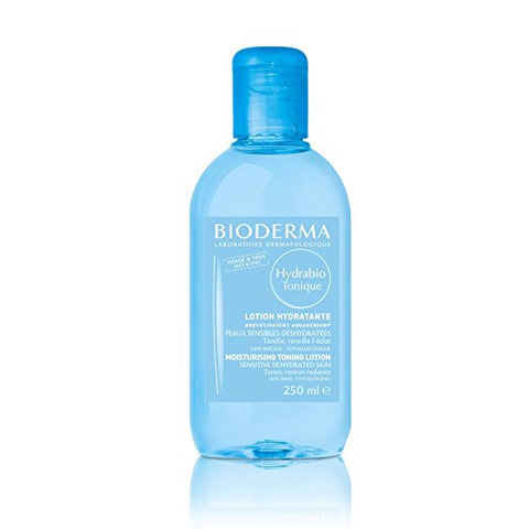 Bioderma Hydrabio Moisturizing Tonic Lotion for Face - 8.33 fl. oz.