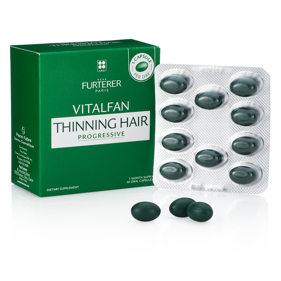 VITALFAN DIETARY SUPPLEMENT - PROGRESSIVE THINNING HAIR