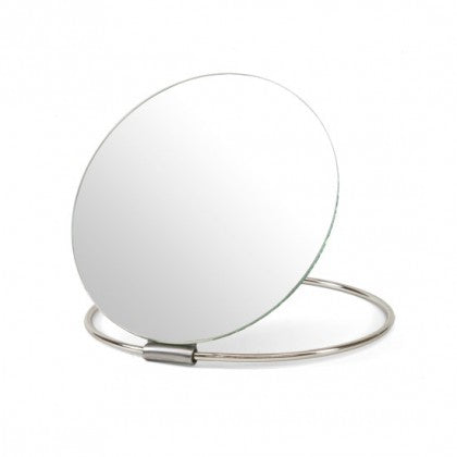 Frasco 5 1/4 inch Chrome Travel Mirror (7X)