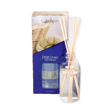 Mini Acetate Reed Diffuser - Fresh Linen - Jodhshop