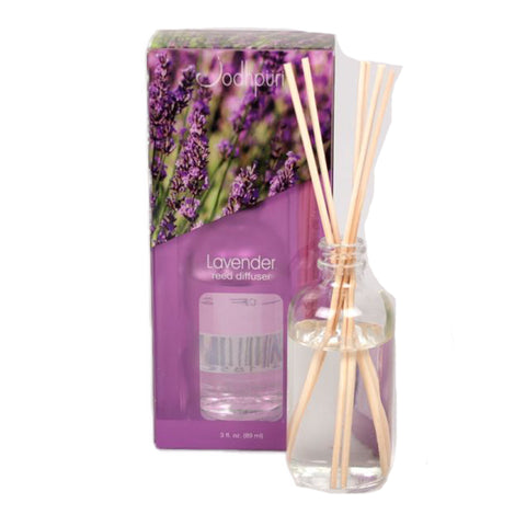 Mini Acetate Reed Diffusers - Lavender - Jodhshop