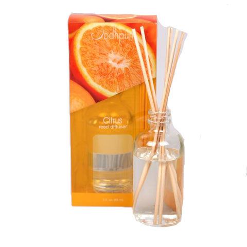 Mini Acetate Reed Diffusers - Citrus - Jodhshop