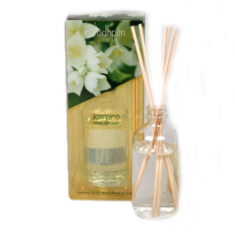 Mini Acetate Reed Diffusers - Jasmine - Jodhshop