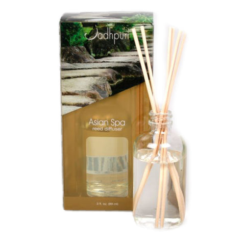 Mini Acetate Reed Diffusers - Asian Spa - Jodhshop