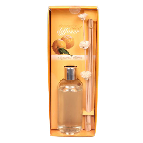 Decorative Reed Diffusers - Sugared Citrus - Jodhshop