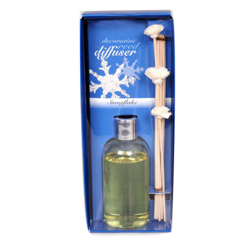 Decorative Reed Diffuser and Reeds Snowflake 7 oz - Jodhshop