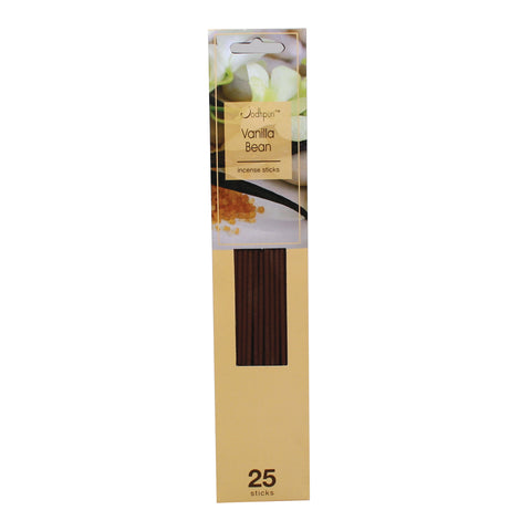 Vanilla Bean Incense Sticks - 300 Sticks