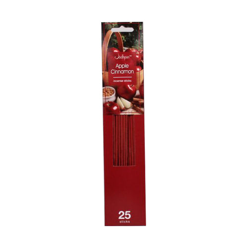 Apple Cinnamon Incense Sticks 6 Pack - Jodhshop