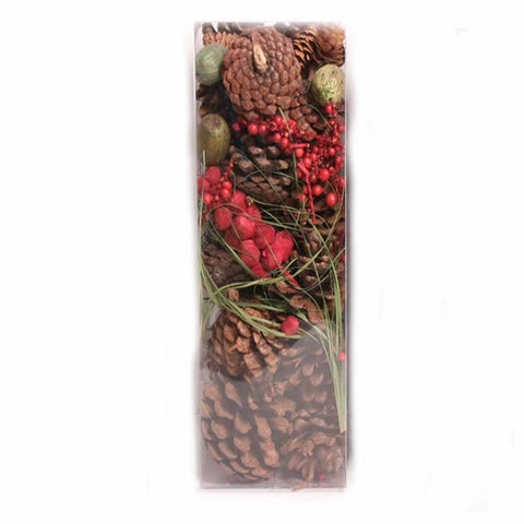 Boxed Cinnamon Scented Pine Cones - 16 ounces - Jodhshop