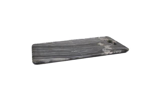 Grey Marble Cheese Board - 18 x 9 inches - Jodhshop