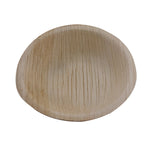 Areca Leaf Round 5 inch Bowl - 25/Pack - Jodhshop