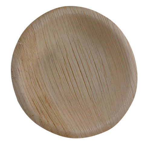 Areca Leaf Round 5 inch Bowl - 50/Pack - Jodhshop