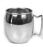 Stainless Steel Moscow Mule Mugs - 16 oz - Jodhshop
