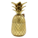Gold Pineapple Tumbler - 12 oz - Jodhshop