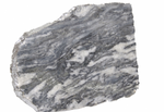 Grey Marble Platter Irregular Edge with Silver Foil - 6 to 8 inches - Jodhshop