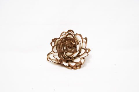 Brown Leaf Sola Flowers - Jodhshop