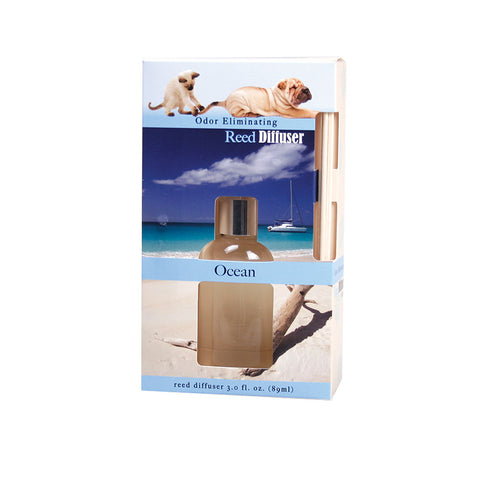 Odor Eliminating Reed Diffuser - Ocean - Jodhshop
