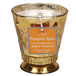 Pumpkin Spice Scented Jaipur Candle - 7.65 ounces - Jodhshop