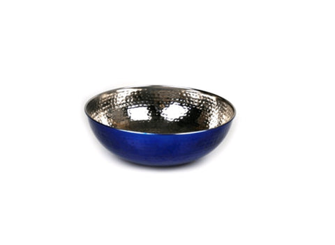 Blue Shiny Bowl - Jodhshop
