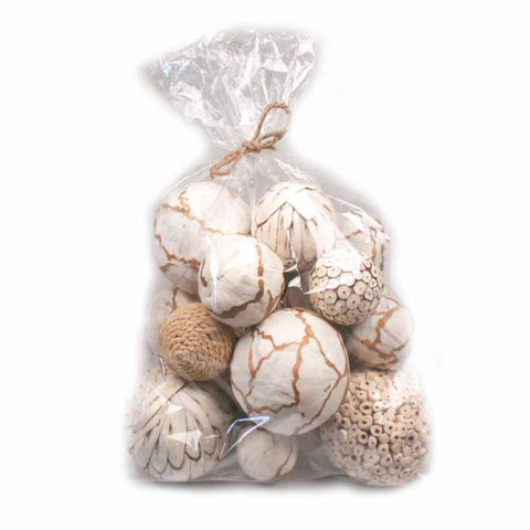 Decorative Sola Balls - 12 Piece - Jodhshop