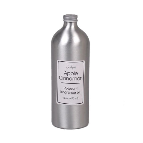 Apple Cinnamon Potpourri Oil (16 oz.) - Jodhshop