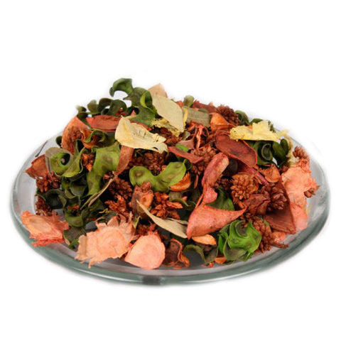 Orange Unscented Potpourri Blend - Bulk (2lbs) - Jodhshop