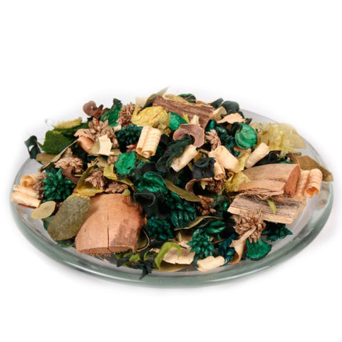 Green Unscented Potpourri Blend - Bulk (2lbs) - Jodhshop