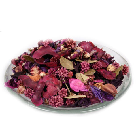 Purple Unscented Potpourri Blend - Bulk (2lbs) - Jodhshop
