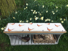 Load image into Gallery viewer, Pheasant Boot Rack Bench