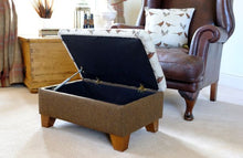 Load image into Gallery viewer, Gamebird Storage Footstool