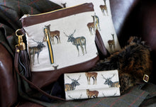 Load image into Gallery viewer, Stag Faux Leather Handbag