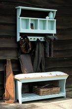 Load image into Gallery viewer, Pigeon Hole Country Boot/Coat Hooks in your chosen colourway