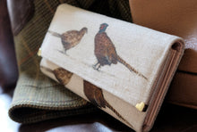 Load image into Gallery viewer, Pheasant Leather Handmade Purse