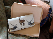 Load image into Gallery viewer, Stag Leather Handmade Purse