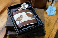 Load image into Gallery viewer, Gamebird Hip Flask