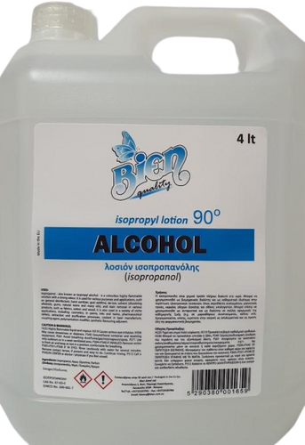Alcohol Lotion 90% | 4L