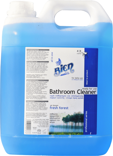 Bathroom Cleaner | Fresh Forest 4L