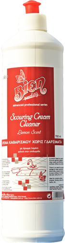 Scouring Cream Cleaner | Lemon Scent 0.7L