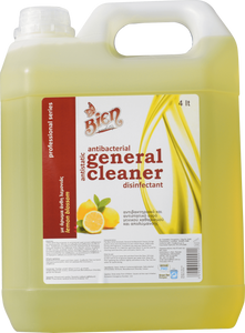 Antibacterial Antistatic General Cleaner | Lemon Blossom 4L