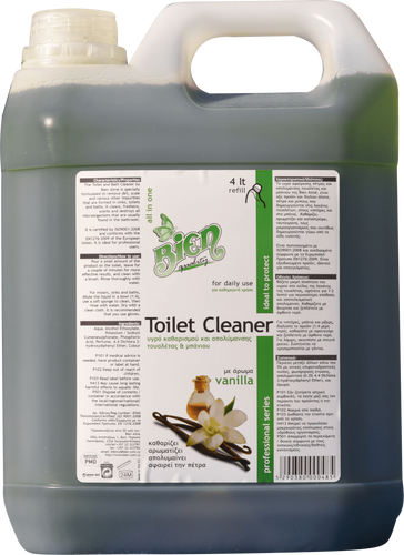 Toilet Cleaner | Vanilla 4L