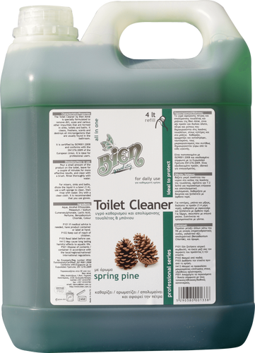 Toilet Cleaner | Spring Pine 4L