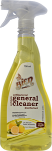 Antibacterial Antistatic General Cleaner | Lemon Blossom 0.75L