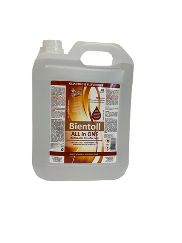 Bientoll All in One Antiseptic Disinfectant for Surfaces -  4LT