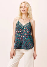 Load image into Gallery viewer, Lovestitch Lace Trim Cami with Racer Back