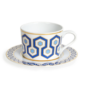 Jonathan Adler Newport Cup and Saucer Set